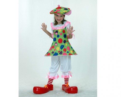 Disfraz de Payaso Aro Niña 7-9 Años Económico