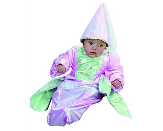 Disfraz de princesa bebe 1-6 meses