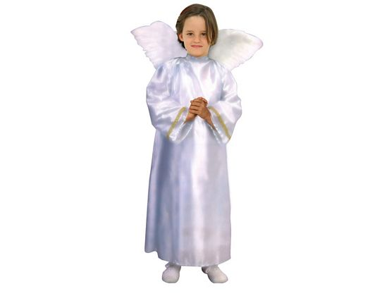 Disfraz de angel Talla 1 (3 – 4 años)