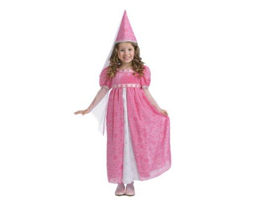 Disfraz de Pequeña Princesa 4-6 Años Económico