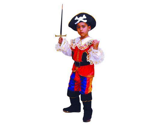 Disfraz de pirata niños 4-6 años