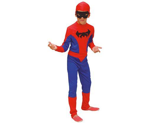 Disfraz de araña niños 3-4 años