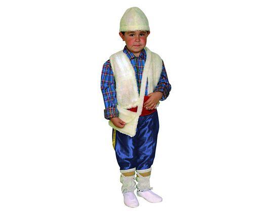 Disfraz de pastorcillo niÑos 3-4 aÑos