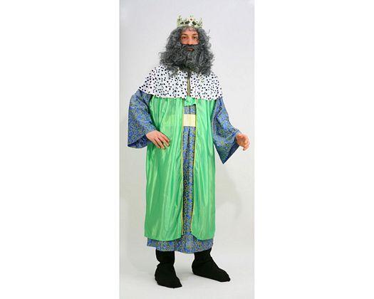 Disfraz de rey mago adulto