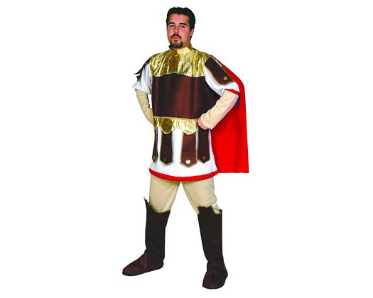 Disfraz de gurrero romano adulto