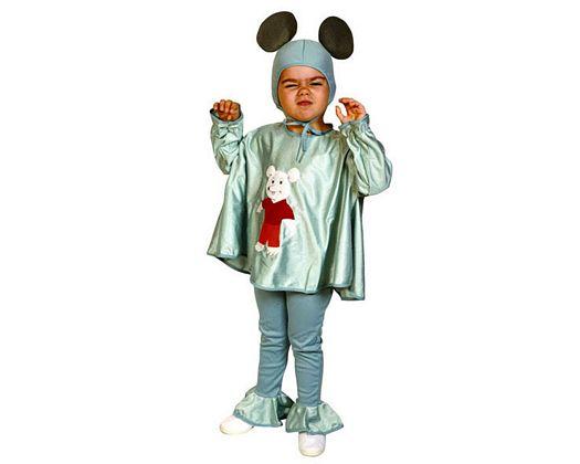 Disfraz de ratoncito infantil Talla 1 (3 – 4 años)