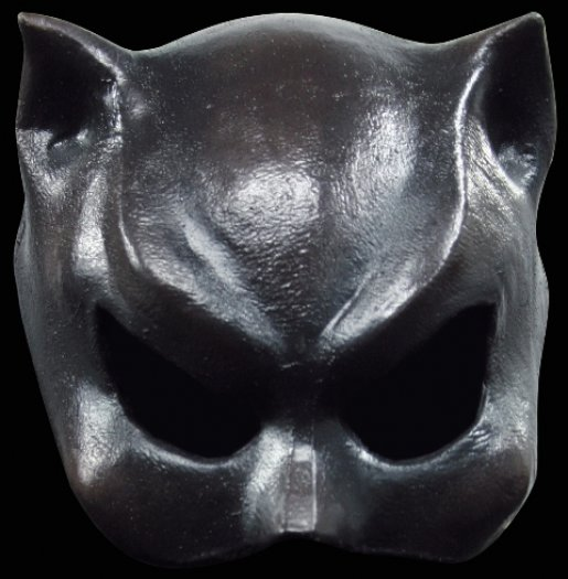 Máscara de Cat Woman o Mujer gato
