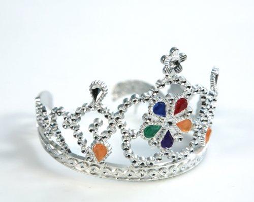 Diadema Princesa Piedras Colores