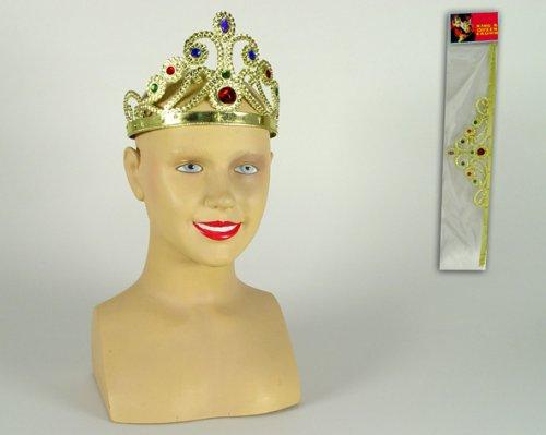 Corona Reina Oro/Plata