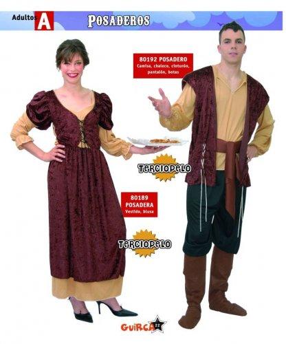 Disfraz de Posadero Adulto