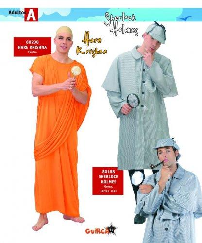 Disfraz de Sherlock Holmes Adulto