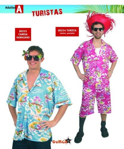 Disfraz de Turista Adulto