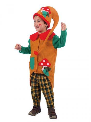 Disfraz de Elfo del Bosque deluxe
