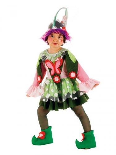 Disfraz de Elfa Primavera Deluxe