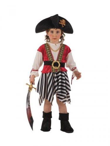 Disfraz de Pirata Aventurera Deluxe