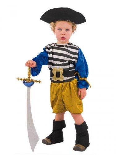 Disfraz de Pirata Bucanero Deluxe