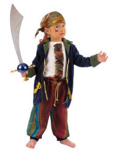 Disfraz de Pirata Saqueador Deluxe