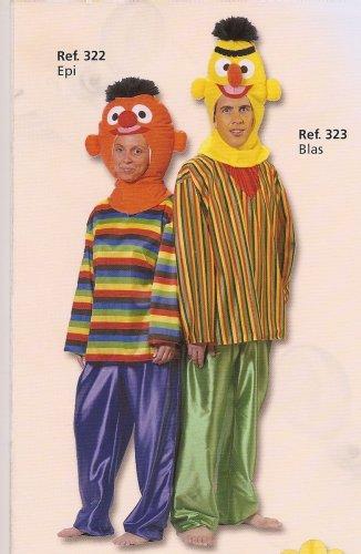 Disfraz de muñeco amarillo adulto talla 50