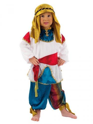 Disfraz de Tuareg Mudejar Deluxe 3 años