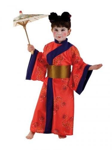 Disfraz de Geisha Deluxe