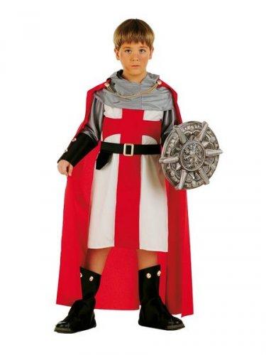 Disfraz de Templario Medieval Deluxe