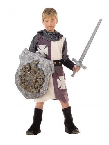Disfraz de Medieval de las Cruzadas Deluxe