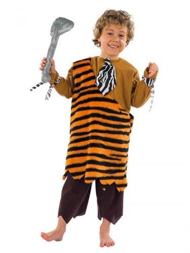 Disfraz de Troglodita Tigre Deluxe