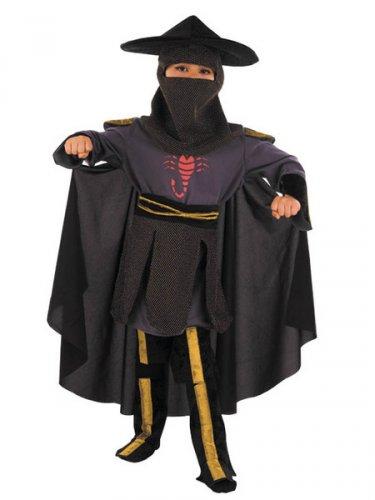 Disfraz de Ninja Escorpión Deluxe