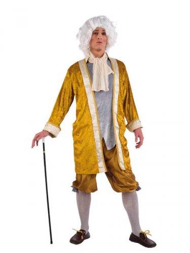 Disfraz de Caballero Época  Luis XV Deluxe