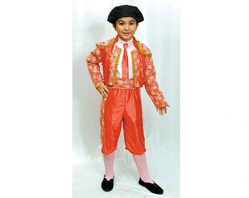 Disfraz de Torero Niño 10-12 Años Económico
