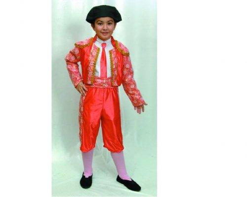 Disfraz de Torero Niño 4-6 Años Económico