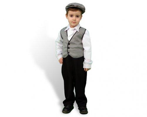 Disfraz de Madrileño Niño 2-4 Años Económico
