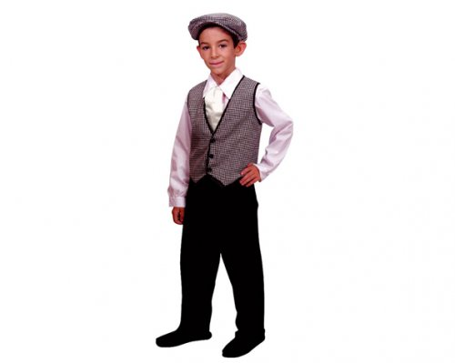 Disfraz de Madrileño Niño 7-9 Años Económico