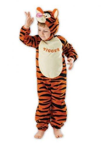 Disfraz de Tigger T-12/18 Meses