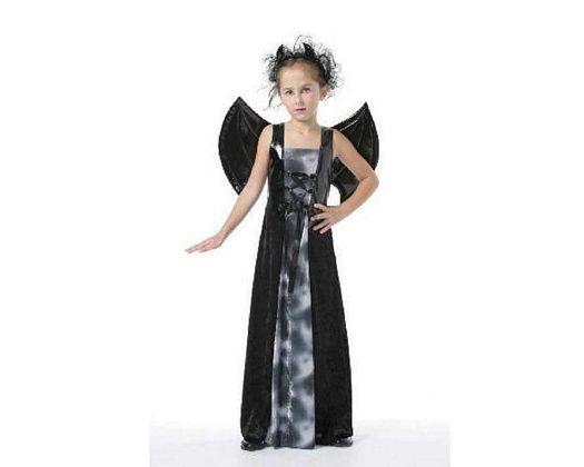 Disfraz de vampiresa niñas Talla 4 (10 – 12 años) años
