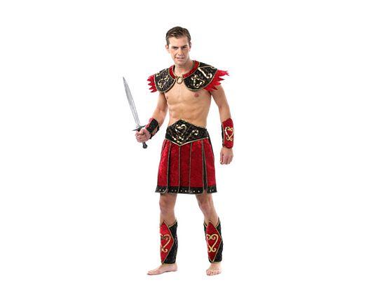 Disfraz de guerrero romano adulto