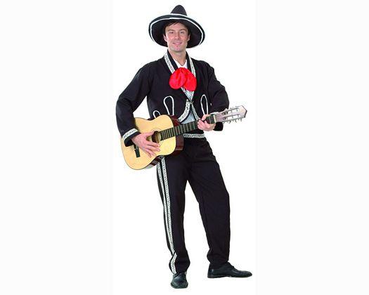 Disfraz de mariachi hombre adulto