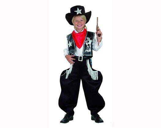 Disfraz de cowboy 10-12 años niño