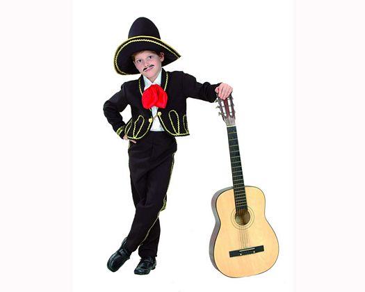 Disfraz de mariachi 7-9 años