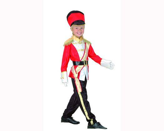 Disfraz de soldado 7-9 años niño