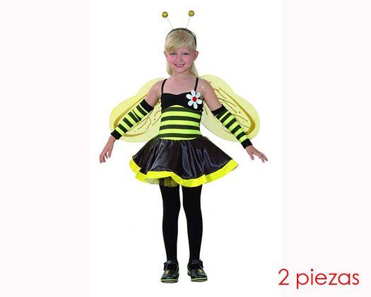 Disfraz de abeja 7-9 años