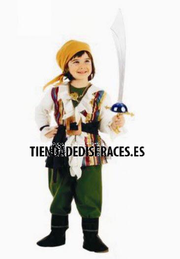 Disfraz de Pirata Corsaria 29 €