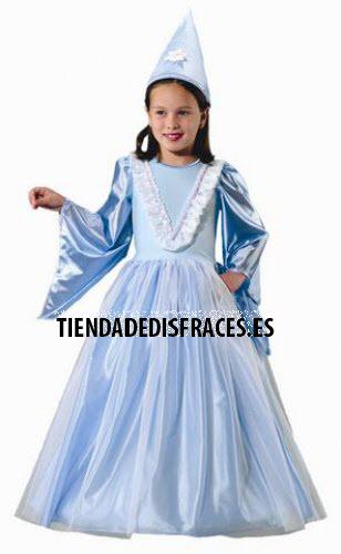 Disfraz de Hada especial infantil talla 3 a 5 años, talla 0