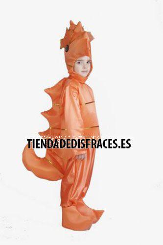 Disfraz de Caballito de mar infantil 1 a 3 años