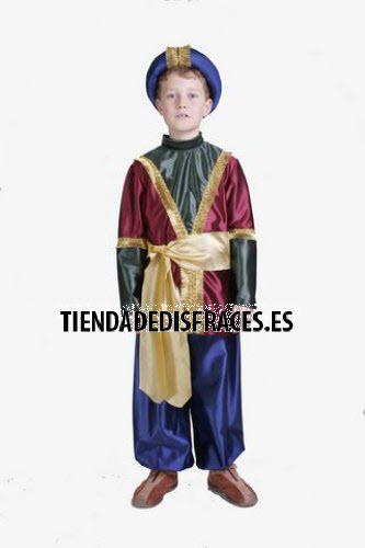 Disfraz de Heraldo infantil 1-3 años, talla 0