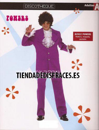 Disfraz de Austin Powers