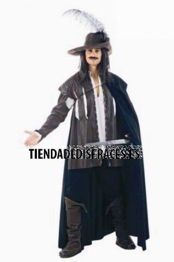 Disfraz de Capitán Diego deluxe