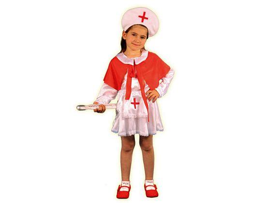 Disfraz de enfermera Talla 3 (7 – 9 años)