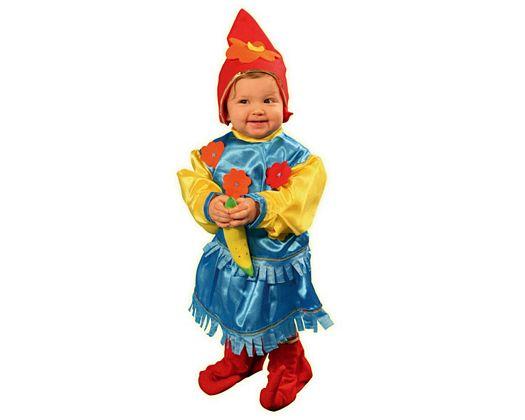 Disfraz de duende niÑa 12-24 meses