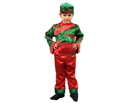 Disfraz de chino 10-12 años